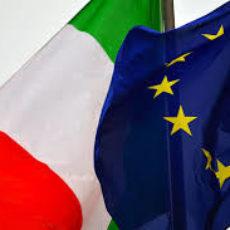bandiere italia europa